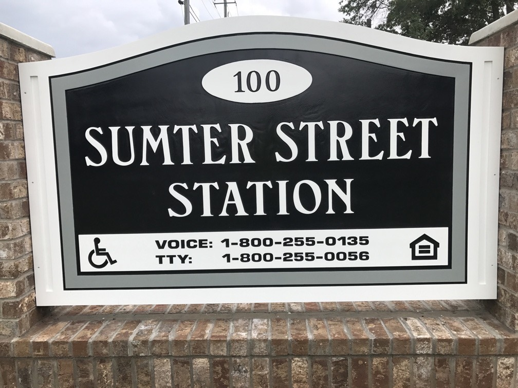 sumter-street-station-sign